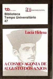 capa a cosmo-agonia de Augusto dos Anjos