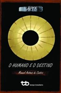 capa arte o humano e o destino
